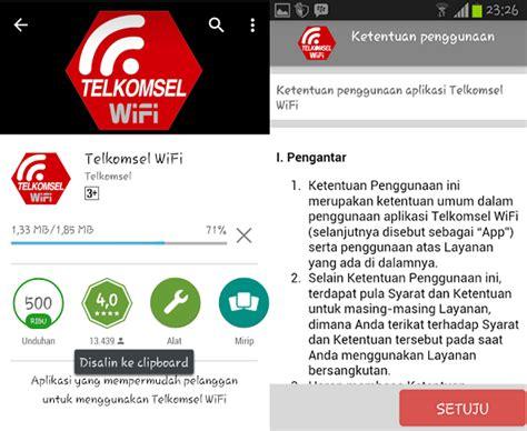 Paket Wifi Id Telkomsel telkomsel wifi cara menggunakan telkomsel wifi