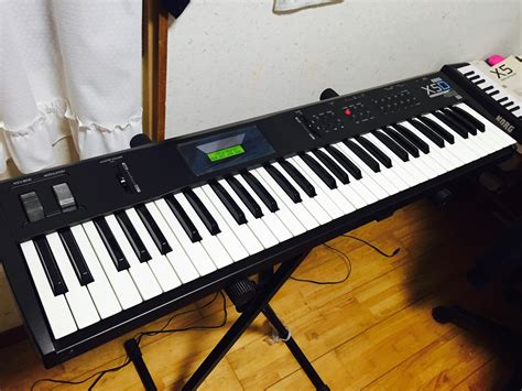 Keyboard Korg X5d Second korg x5d vintage syntheiszer with japan x5 d