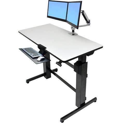 Standing Desk Accessories Ergotron Standing Desk Accessories Best Home Furniture Design