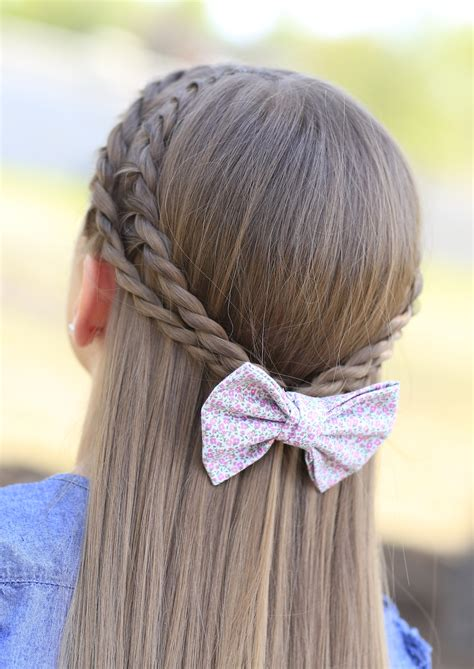 Cutest Hairstyles by Lace Braid Headband Hairstyles
