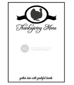 thanksgiving menu template printable printable thanksgiving menu template making printables