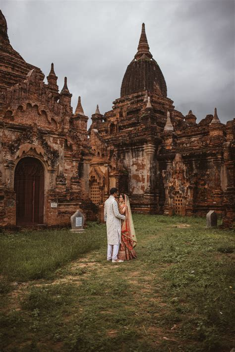 Bagan Myanmar Wedding Photographer   Katja & Simon Photography