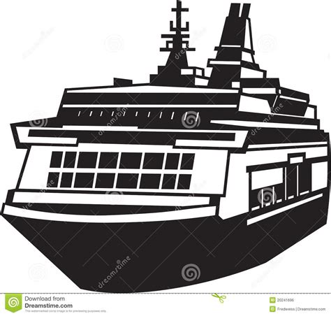 ferry boat cartoon ferry cartoon black and white www pixshark images