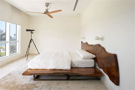 live bedroom 25 reasons to fall in with a live edge headboard