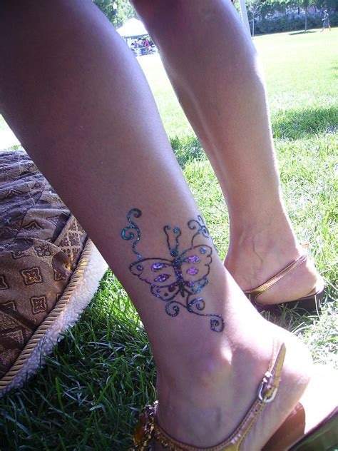 tattoo cost utah butterfly with glitter drawing by henna tattoos ogden utah