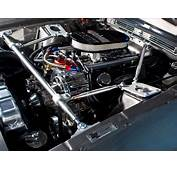 1967 Mustang Fastback Gone In 60 Seconds Eleanor  Engine