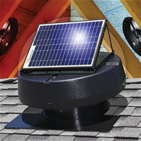 Solar Powered Attic Fan 187 Welcome To Costco Wholesale
