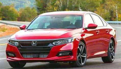 what will the 2020 honda accord look like 2020 honda accord sport car us release