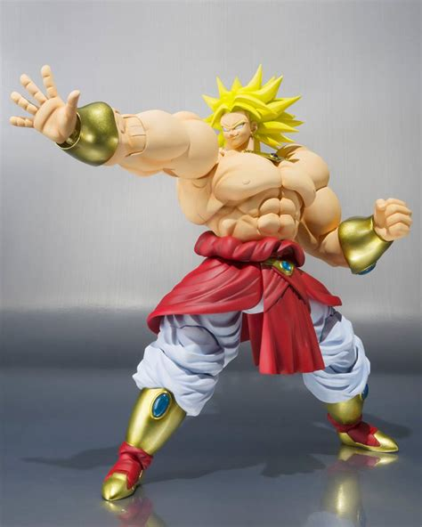 dragon ball sh figuarts broly images info