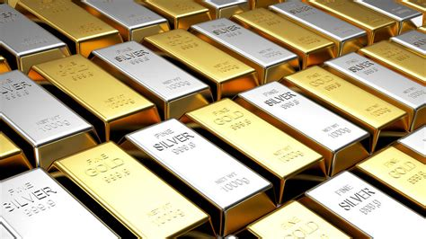Going For The Goldand The Silver by The Gold To Silver Ratio Rule Buy Low Sell High Mining