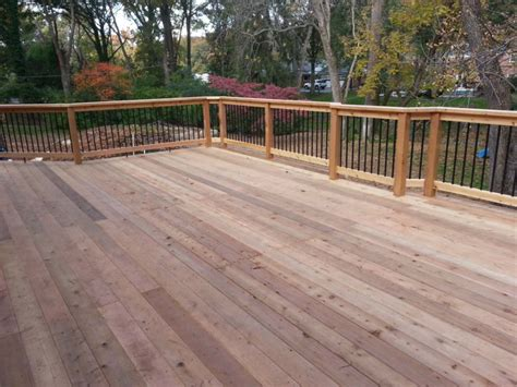 On Wood Deck wood deck st louis wood decking pressure treated decking st louis
