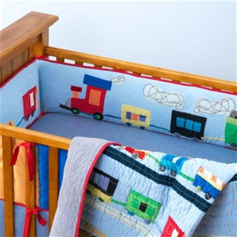 train crib bedding choo choo trains elizabeth lauren