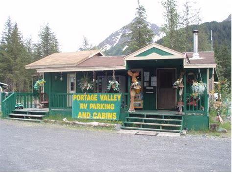 Portage Valley Cabins And Rv Park by Portage Valley Cabins Rv Park 5 Photos Girdwood Ak