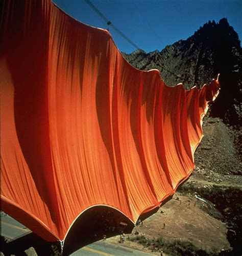 the valley curtain found christo and jeanne claude s the valley curtain