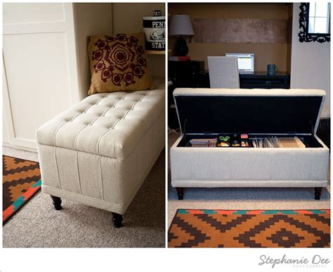 Ottoman File Storage Diy Project Storage Bench File Cabinet 187 Photography Ross Always Seems To