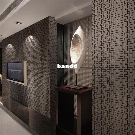 modern wallpaper for walls decosee com wall stickers flower pvc wallpaper modern brief geometry
