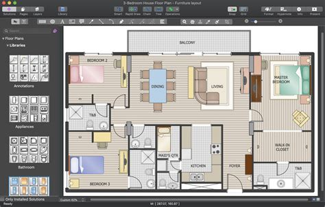 Great Floor House Plans Pictures