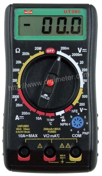 Digital Multimeter Dibandung huayi professional manufacturer of digital multimeter cl meter panel meter analog