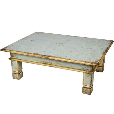 distressed blue coffee table 26 best distressed coffee table images on