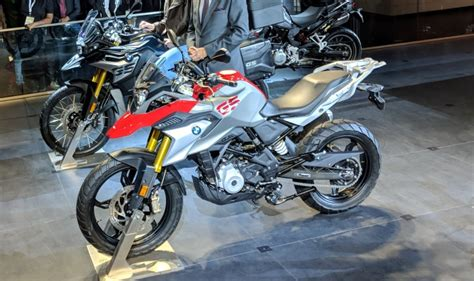 Bmw Motorrad Expo 2019 by Auto Expo 2018 Bmw To Finally Launch G 310 R G 310 Gs In