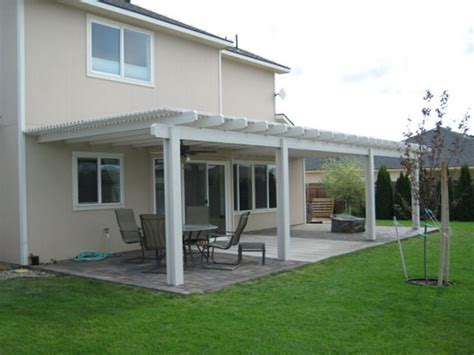 Maplewood Awning Aluminum Patio Cover Gallery Valley Patios Job Photos