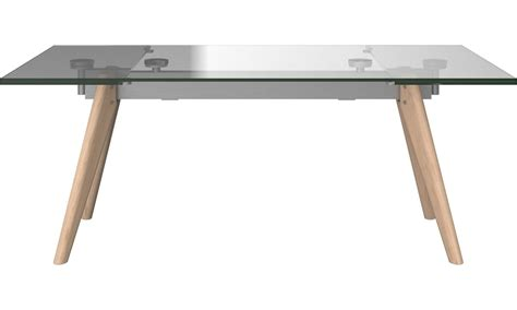 si鑒e de table dining tables monza table with supplementary tabletops