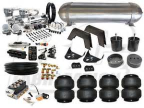 deluxe air bag suspension kit 1999 2006 chevy silverado 3
