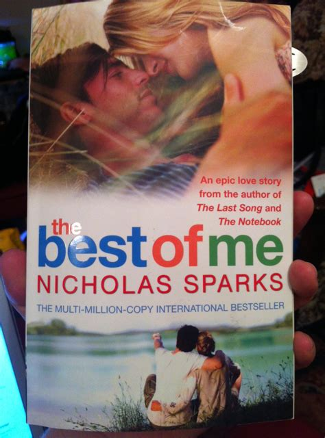 nicholas sparks best of me review nicholas sparks the best of me louiser89