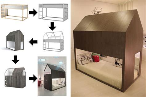 decorar habitacion infantil nordica la cama kura en la decoraci 243 n de habitaciones infantiles