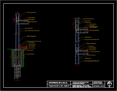 detail  beams foundation piles dwg detail  autocad