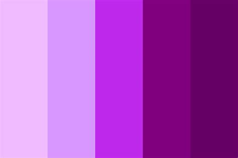 purple colors purple plum lilac color palette