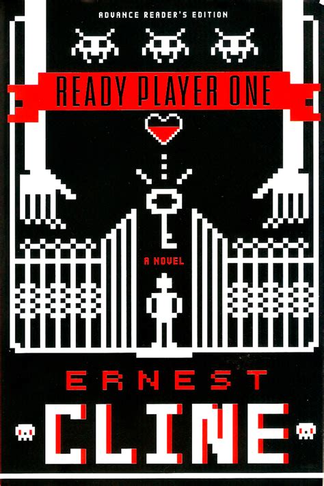 ready player one tie in a novel books ernest cline shows true cred with ready player one