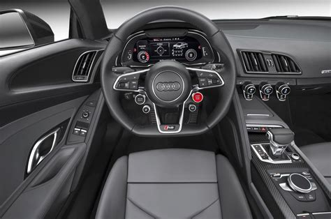 Audi R8 Innenraum by 2017 Audi R8 Reviews And Rating Motor Trend