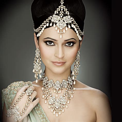asian bridal makeup on bridal makeup indian