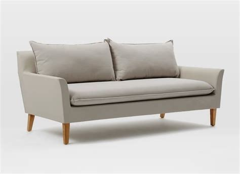 bliss couch west elm 10 easy pieces best upholstered outdoor sofas gardenista