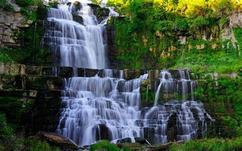 imagenes bonitas de paisajes descargar gratis fondo pantalla bonitas cascadas