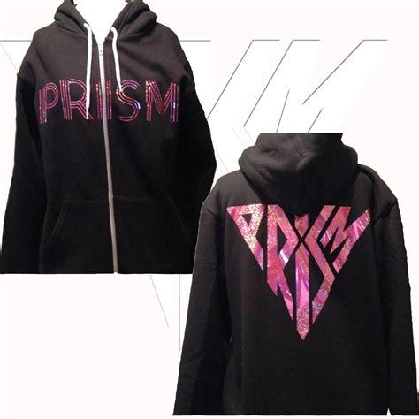 Hoodie I Katty Perry prism american apparel black zipped hooded sweatshirt