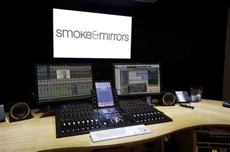 Pro Tools Desk by London S Top Post Facilities Embrace Pro Tools S6