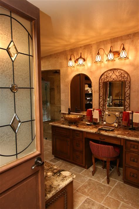 tuscan style bathrooms tuscan master bath traditional bathroom other metro