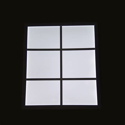 led window lights led dummy window panel