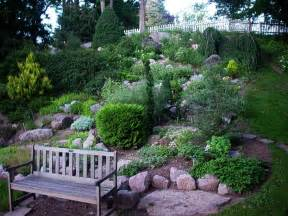 donner 224 jardin un air rocailleux loisir jardin