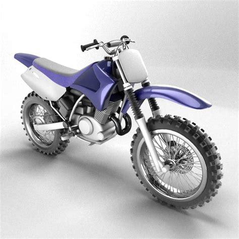 model motocross bikes 3d model motocross bike