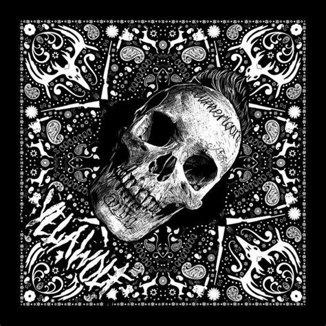 slumerican tattoo yelawolf skull bandana slumerican stuff to buy