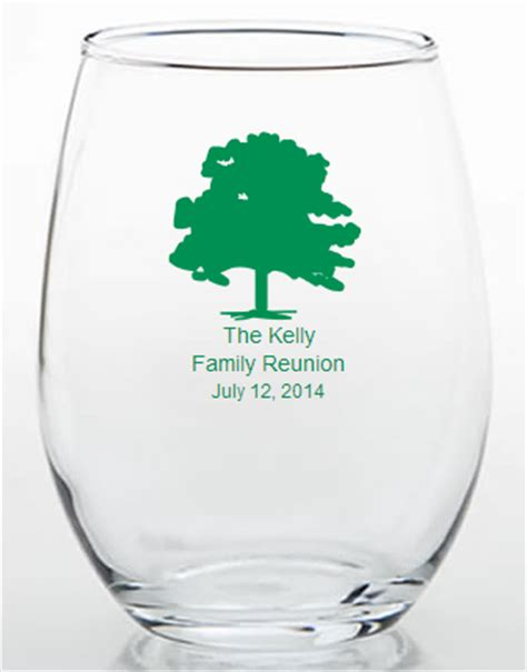 Family Reunion Giveaways - family reunion party favors trinket holder