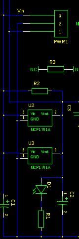 decoupling capacitor attiny tinyboard 8 pin attiny multi purpose board