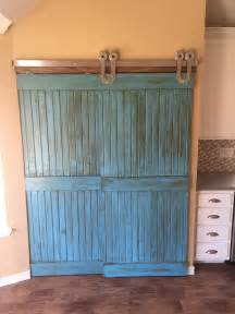 barn doors for pantry sliding barn doors add personality to our client s new