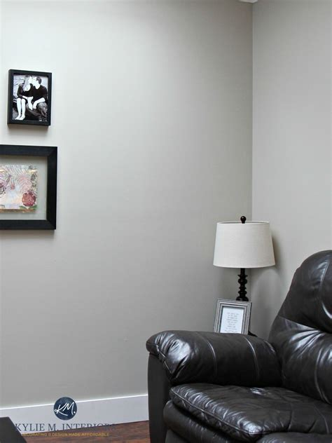 paint colors for living room without natural light colour review benjamin moore revere pewter refresh