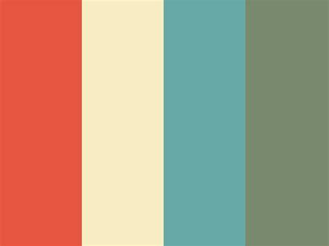 retro color palette image result for vintage color palette colors