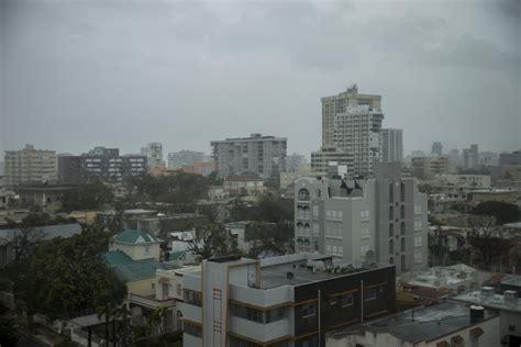 imagenes huracan maria pr fotos el hurac 225 n mar 237 a arrasa con puerto rico y deja a