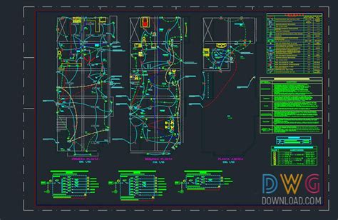 apartment electrical layout apartment electrical dwg project electrical dwg project